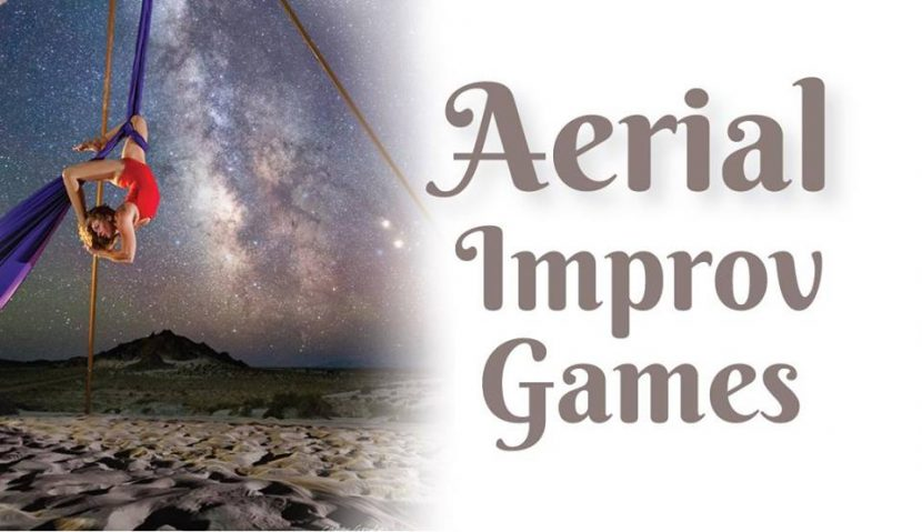 Aerial Improv Games with Shaly Acerodon